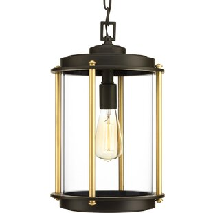 Grandbrook 1-Light Outdoor Hanging Lantern