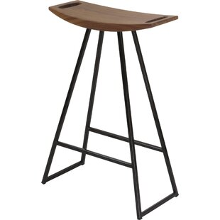 Industrial Made In The Usa Bar Stools Counter Stools You Ll Love In 2021 Wayfair