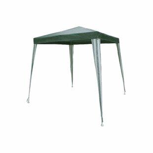 ALEKO 6.5 Ft. W x 6.5 Ft. D Steel Pop-Up Canopy