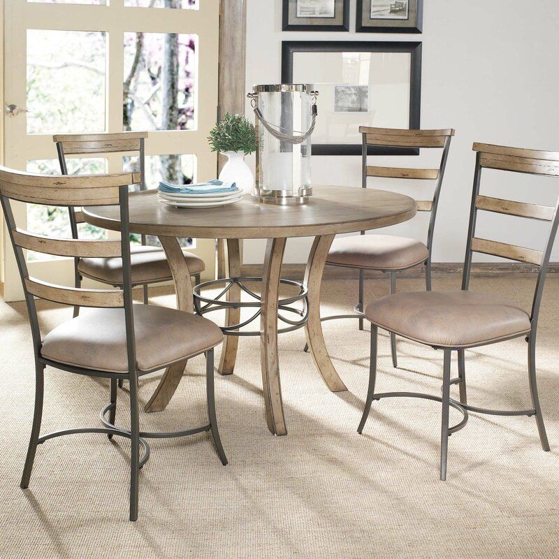 Hillsdale Charleston Round Dining Table Reviews