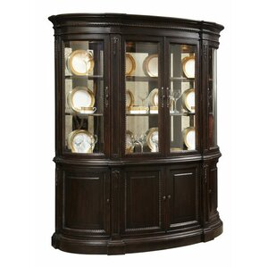 Charton Standard China Cabinet by Astoria Grand