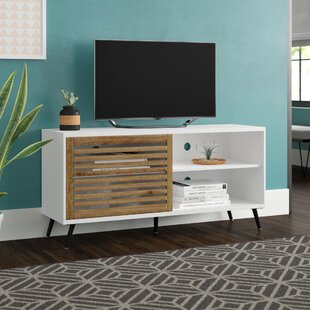 Look for Mcquillen TV Stand for TVs up to 55 By Mercury Row