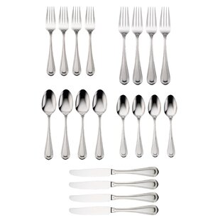 Countess 20 Piece Flatware Set, Service for 4