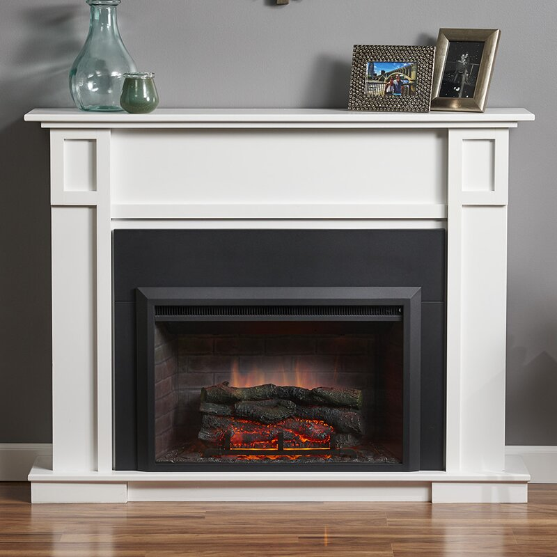 The Outdoor GreatRoom Company Gallery Fireplace Mantel ...