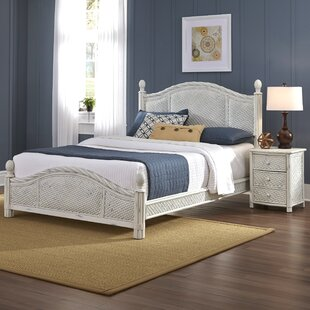 Dessie Panel 2 Piece Bedroom Set