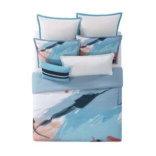 Capri Reversible Comforter Set by Vince Camuto