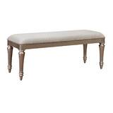 Sylvester Wood Bench