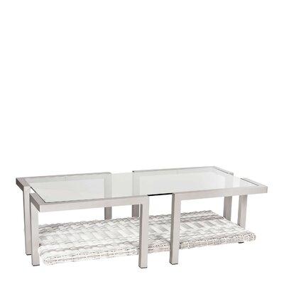 Imprint Side Table by Woodard No Copoun