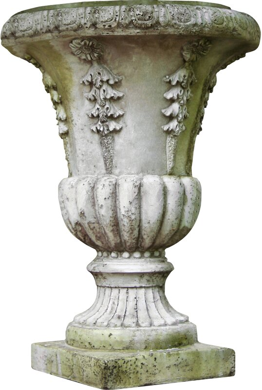 Cast Stone Urn Planter #Frenchurn #FrenchCountry