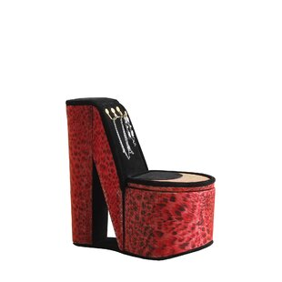 Leopard Print Shoe Chair Wayfair