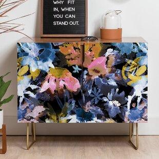 Ninola Spring Memories Painting Sideboard by East Urban Home