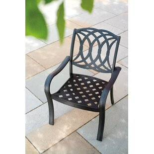 Telescope Casual Ocala Stacking Patio Dining Chair