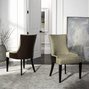 Alpha Centauri Upholstered Side Chair Brayden Studio