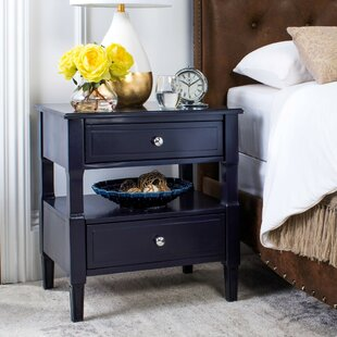 Great choice Jerry 2 Drawer Nightstand by Latitude Run