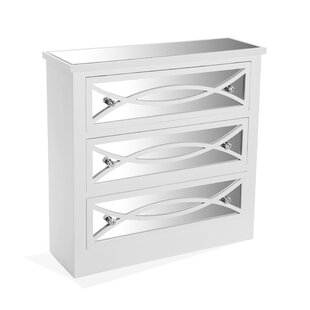 Hoy 3 Drawer Chest By Bloomsbury Market