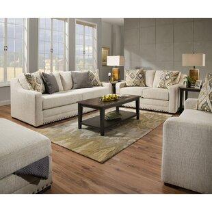 Three Posts Swanigan Configurable Living Room Set
