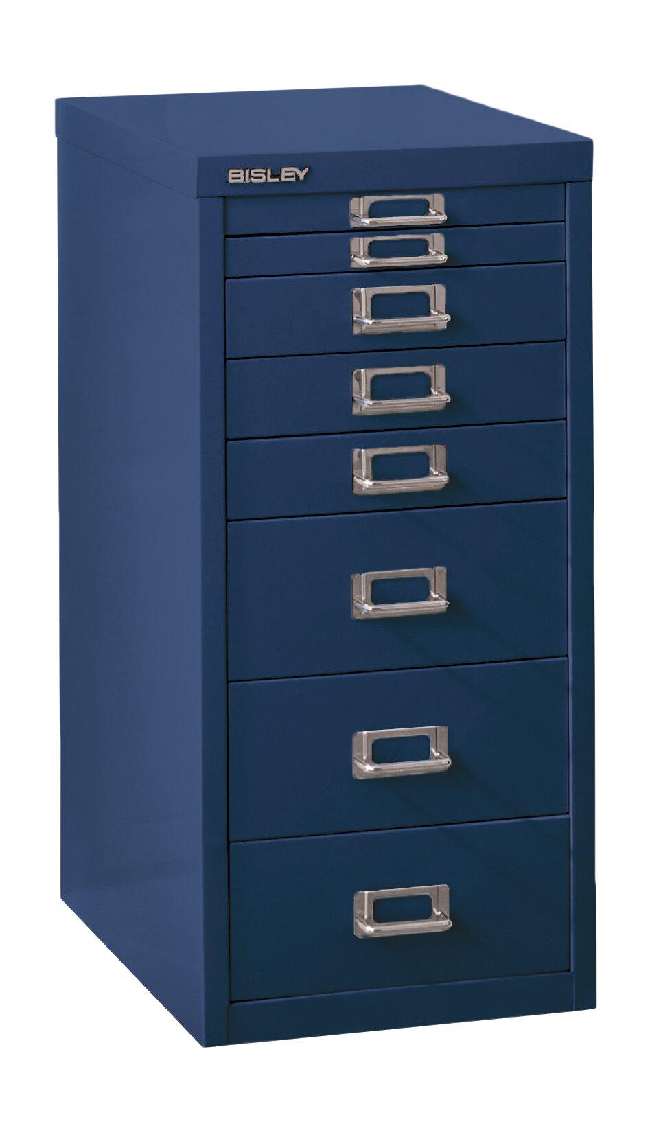 Storage Units SHALLOW 6 DRAWERS A4 DRAWER PAPER STORAGE UNIT ...