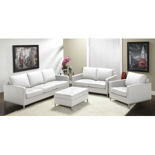 244 Series Reclining Leather Configurable Living Room Set Lind Furniture