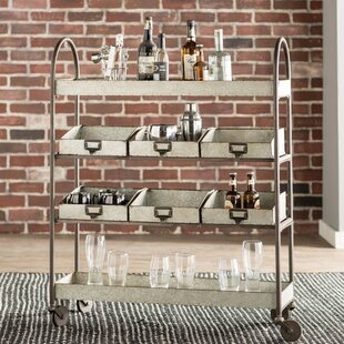 Ailse Bar Cart by Trent Austin Design