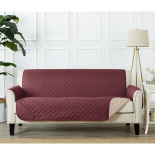 Red Sofa Slipcovers You\'ll Love | Wayfair