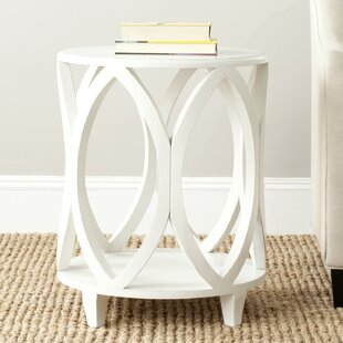 Affordable Lysia End Table By Highland Dunes