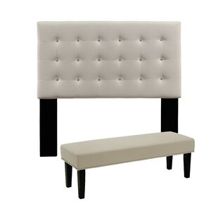 Manhattan Upholstered Panel Headboard by Republic Design House