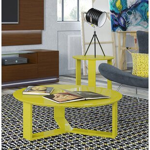 Trinh Accent Coffee Table by Orren Ellis