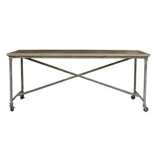 Bree Dining Table White x White