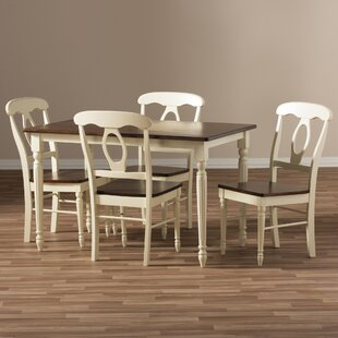 Delmi 5 Piece Dining Set