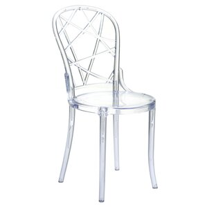 Spiral Side Chair by Fine Mod Imports