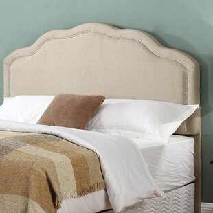 Panorama Upholstered Panel Headboard by Ophelia & Co.