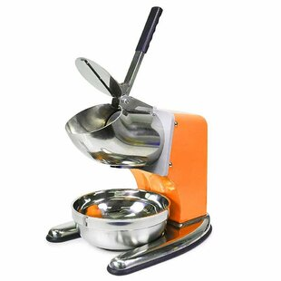 Commercial Dual Blade Crusher Shaved Ice Maker Machine