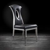 Frakes Upholstered Dining Chair (Set of 2) by Everly Quinn