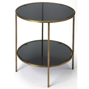 Arinze End Table by Everly Quinn