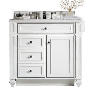 Affordable Price Bristol 36 Single Bathroom Vanity Base Only By James Martin Furniture