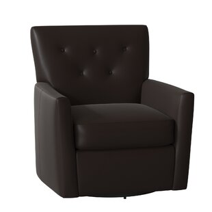 Gigi Swivel Club Chair by Bern..