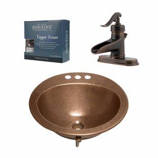 Sinkology Bell Metal Specialty Undermount..