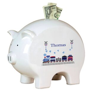 Ceramic Piggy Banks Decorative Objects You Ll Love In 2021 Wayfair