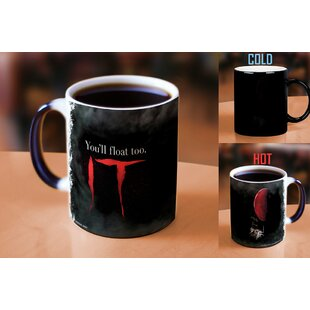 Stephen King's IT the Movie Pennywise Coffee Mug