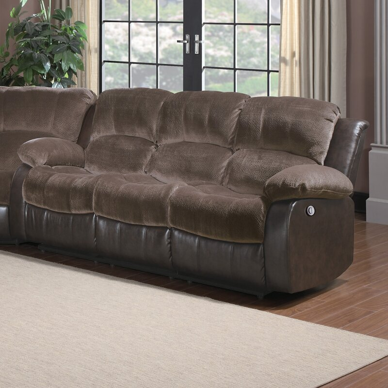 Aldreda Power Double Reclining Sofa
