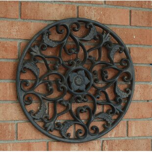 Marvelous Outdoor Open Leaf Wall Decor