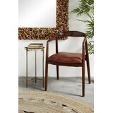 Jada Genuine Leather Upholstered Dining Chair by Union Rustic