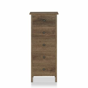 Maja 5 Drawer Lingerie Chest