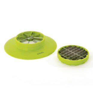 CookNCo 2 in 1 Apple and Potato Cutter