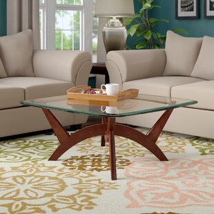 Compare Bitter Creek Coffee Table by Red Barrel Studio Reviews (2019) & Buyer's Guide