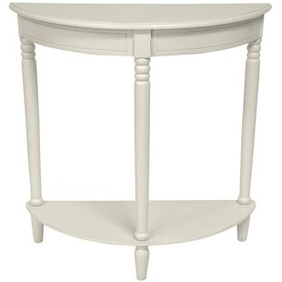 Perales Half Round Console Table
