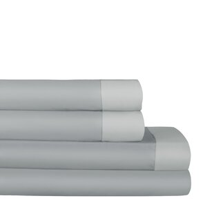 Comfort 400 Thread Count Solid 100% Cotton Sheet Set