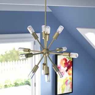 Langley Street Kendall 12-Light Chandelier