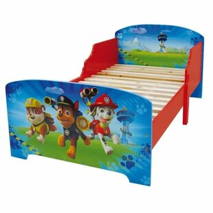 Pat Patrol 70 X 140cm Covertible Toddler Bed By Zoomie Kids