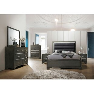 Alexandro Panel Configurable Bedroom Set